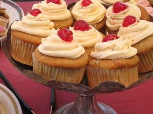 Rooibos cupcakes