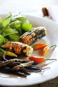 Organic veg inspiration