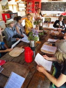 Foraging course Cape Town