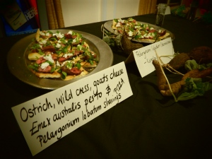 wild food catering