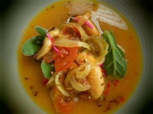 Shoreline soup