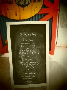 Menu at Oep ve Koep