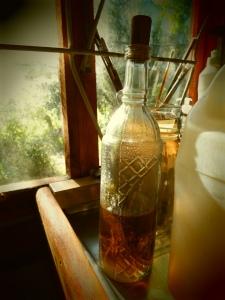 Buchu brandy
