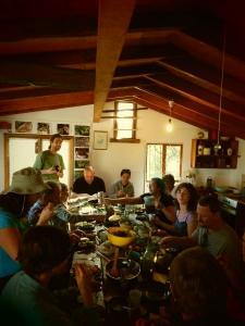 Wild food Feast