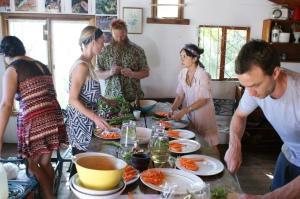The Secret Garden Feast