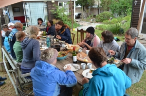 Coastal Foraging cooking course